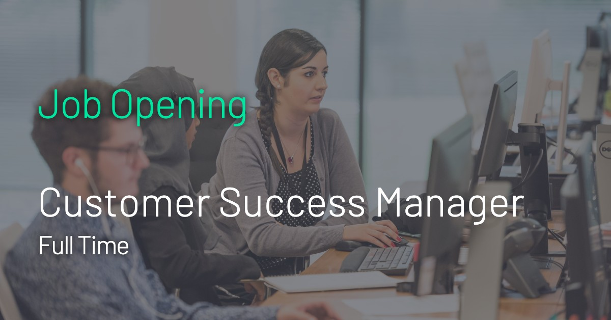 Customer Success Manager - thumbnail